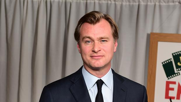 Christopher Nolan (Ian West/PA)