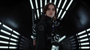 Star Wars offshoot Rogue One topped the UK box office with £64.3 million