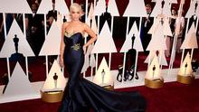 Rita Ora arriving at the 87th Academy Awards held at the Dolby Theatre in Hollywood, Los Angeles, CA, USA, February 22, 2015.