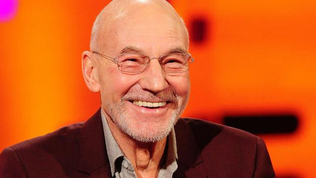 Sir Patrick Stewart is in talks to reprise his Professor X role in Wolverine 3