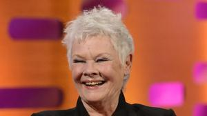 Dame Judi Dench says she doesn't want to be asked when she will retire