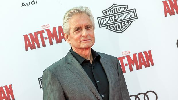 Michael Douglas is planning something special for his 15th wedding anniversary