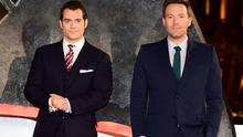 Henry Cavill, left, and Ben Affleck will be back as Superman and Batman in upcoming sequel Justice League