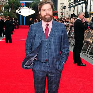Zach Galifianakis feels The Hangover Part III is a great send off to his character