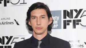 Adam Driver is thought to be playing the villain in the new Star Wars movie