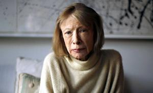 "'As the American writer Joan Didion (pictured) wrote in relation to the sudden death of her husband in their New York apartment on one otherwise ordinary evening: ""Life changes fast. Life changes in the instant. You sit down to dinner and life as you know it ends.""'"