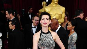 Anne Hathaway took a secret stash of booze to the Oscars