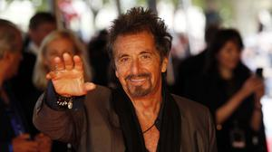 Hollywood star Al Pacino admits to being a loner