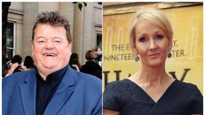 Robbie Coltrane has defended JK Rowling from accusations of transphobia, saying he does not find her views offensive (Ian West/Yui Mok/PA)