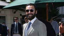 """Aidan Turner has said talking about the coveted role seemed to be the """"kiss of death"""""""