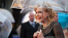 Nicole Kidman attends the world premiere of Paddington at the Odeon, Leicester Square, central London