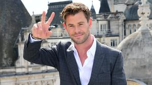 Chris Hemsworth was taking part in a video interview with an Australian radio station (Ian West/PA)