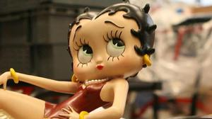 Betty Boop is heading for the big screen