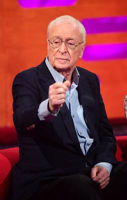Sir Michael Caine is launching a podcast (Ian West/PA)