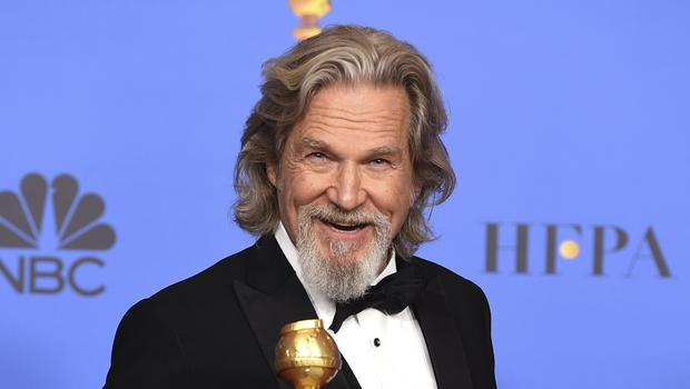 Jeff Bridges received the Cecil B DeMille award at the 76th annual Golden Globe Awards (Jordan Strauss/Invision/AP)