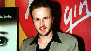 David Arquette is best known for his role in Scream (Peter Jordan/PA)