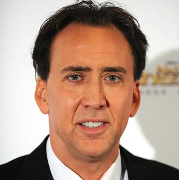 Nicolas Cage will play a detective in horror film Hotel 33