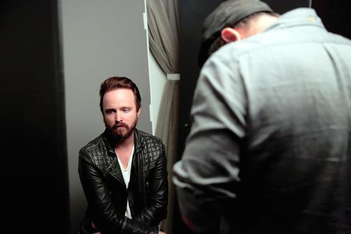 Aaron Paul played Jesse Pinkman in 'Breaking Bad'