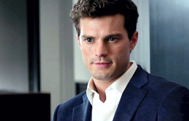 Jamie Dornan in 50 Shades of Grey