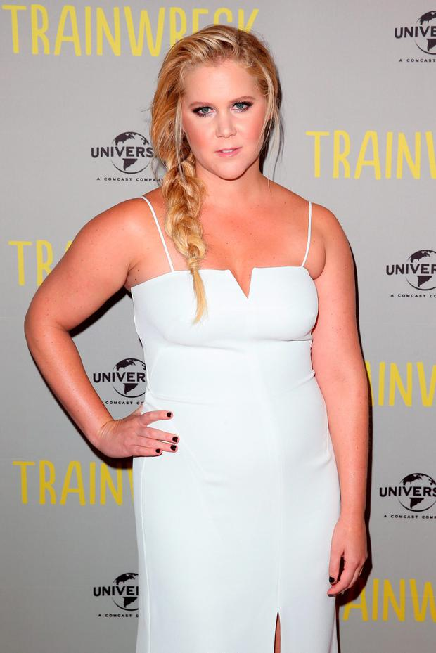 Actress Amy Schumer