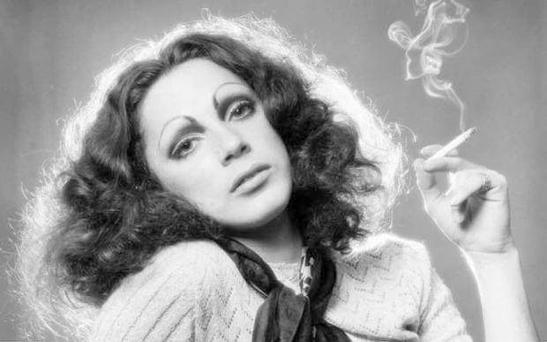 Glamorous: Holly Woodlawn