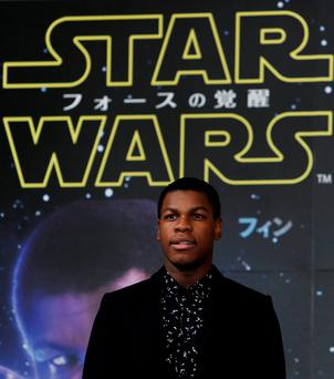 Star Wars actor John Boyega