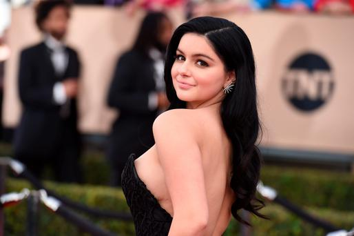 Modern Family actress Ariel Winter has hit back at her haters. Photo: Jordan Strauss/Invision/AP
