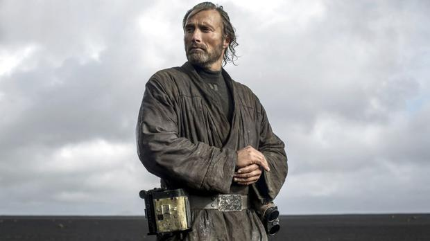 Storytelling: Mads Mikkelsen in 'Rogue One'