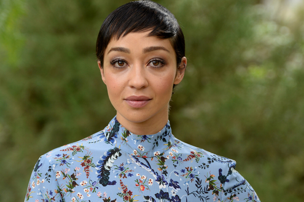 Tipped for Oscar glory: Ruth Negga has finally made her name, and the awards circuit, with her latest role