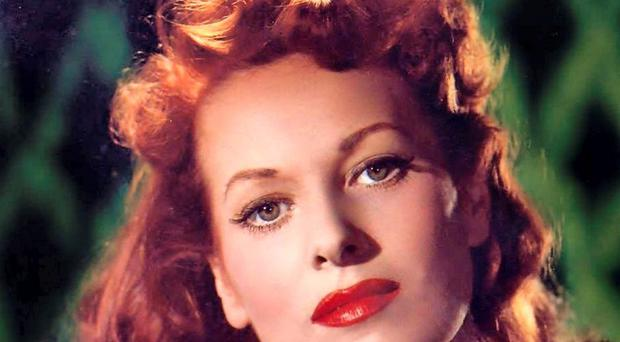 €100,000 exhibition celebrating the life and work of legendary actress Maureen O'Hara opens