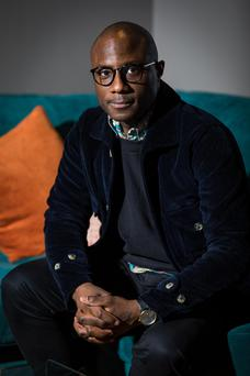 In the director's chair: Barry Jenkins wrote and directed Moonlight