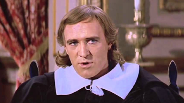Richard Harris as Cromwell