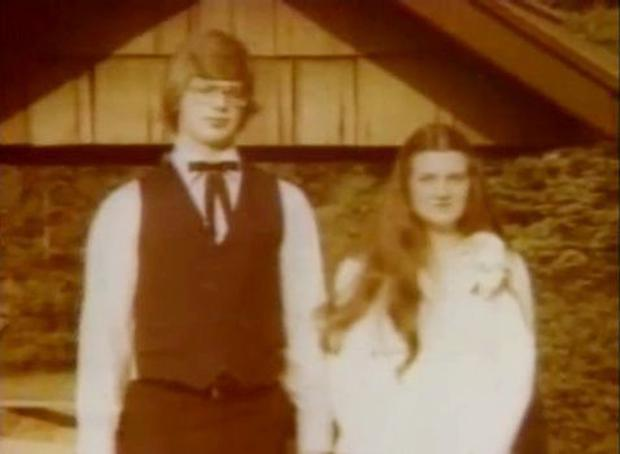 Jeffrey Dahmer and his prom date Bridget