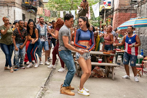 'In the Heights' is set in the largely Dominican New York neighbourhood of Washington Heights