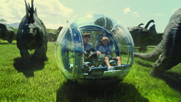 Big and dumb: Jurassic World is a disappointing adventure sequel for children