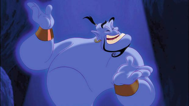 Robin Williams Will Refuses Use Of Genie Voice Recordings