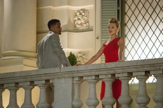 Focus - which stars Will Smith and Margot Robbie, is nowhere near as clever as it aims to be.