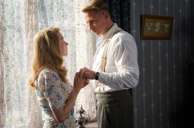 French tears: Suite Francaise deals with forbidden love during wartime