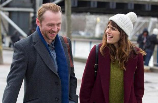 Simon Pegg and Lake Bell star in Man Up