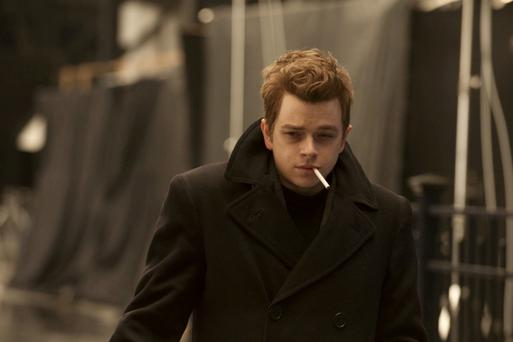 Dane DeHaan is reminiscent of James Dean without ever crossing the line into imitation.