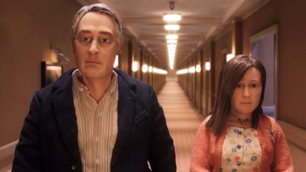 Anomalisa mixes the wacky with hard, uncompromising realism.