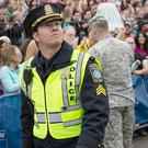 Mark Wahlberg as Sgt Tommy Saunders in 'Patriots Day'