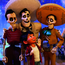 Dead cool: Coco is a fun way to introduce the concept of death to kids