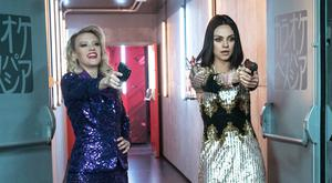 Mila Kunis and Kate McKinnon in 'The Spy Who Dumped Me'