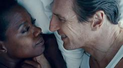 Viola Davis and Liam Neeson in the Lydia La Plante remake