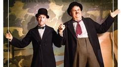 Steve Coogan and John C Reilly in 'Stan and Ollie'