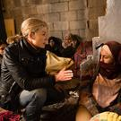 The story of Marie Colvin, played by Rosamund Pike, befits a big-screen portrait