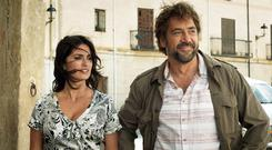 Penelope Cruz and Javier Bardem in 'Everybody Knows'