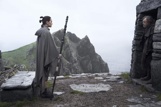 Back for more: the revamped Star Wars franchise