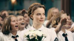 Saskia Rosendahl in Never Look Away